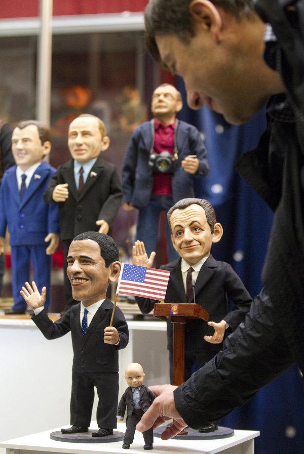 International Puppet Fair in Moscow