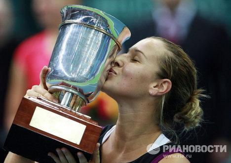 Cibulkova et Tipsarevic s'imposent à la Coupe du Kremlin 2011