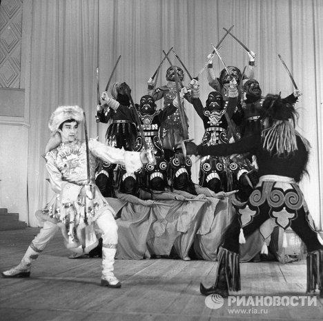 Государственный ансамбль народного танца Игоря Моисеева