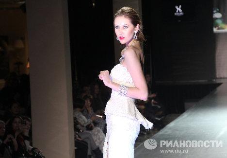 Новые коллекции от известных модельеров на открытии «Недели моды от «Эстет»: Весна-2012»