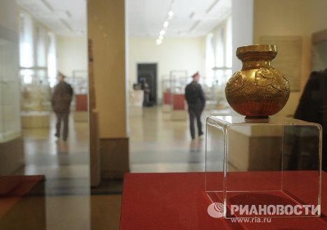 Открытие выставки Воображаемый музей в ГМИИ им. Пушкина