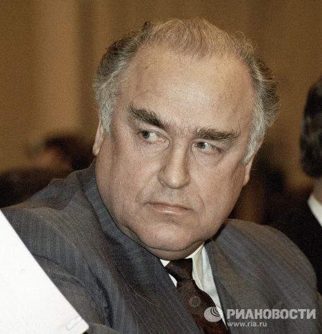 Председатель Совета Министров РФ Виктор Черномырдин