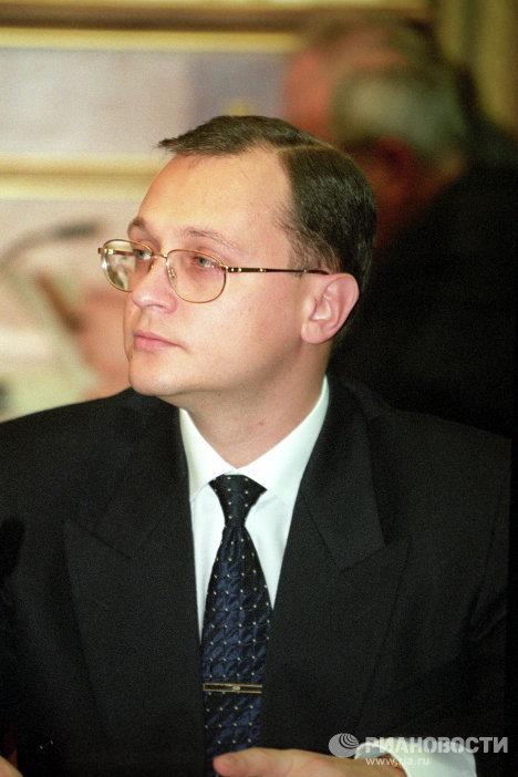 Министр топлива и энергетики РФ Сергей Владиленович Кириенко