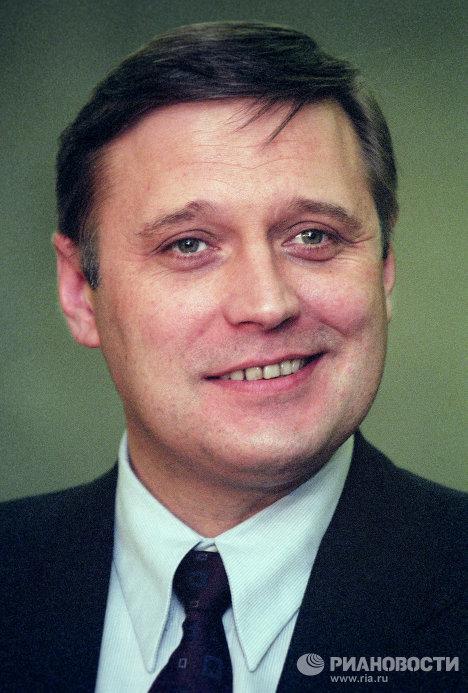 Министр финансов РФ М. Касьянов