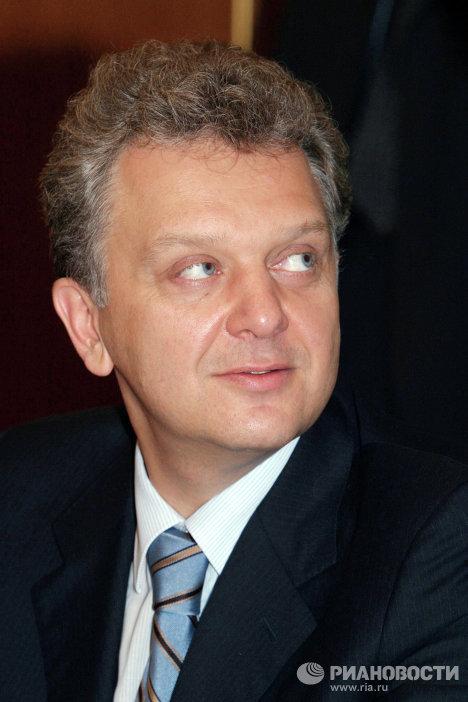 Виктор Христенко на заседании правительства