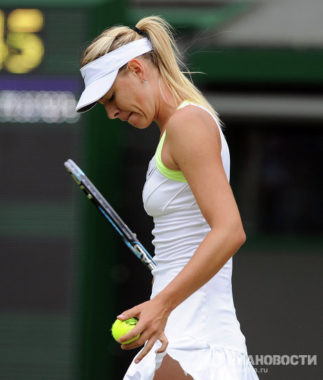 Теннис. Уимблдон - 2012. Восьмой день