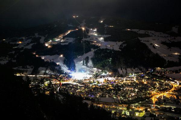 Церемония открытия чемпионата мира по горнолыжному спорту 2013
