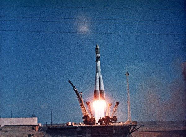 La Chronique photo d'un jour. Le 12 avril 1961