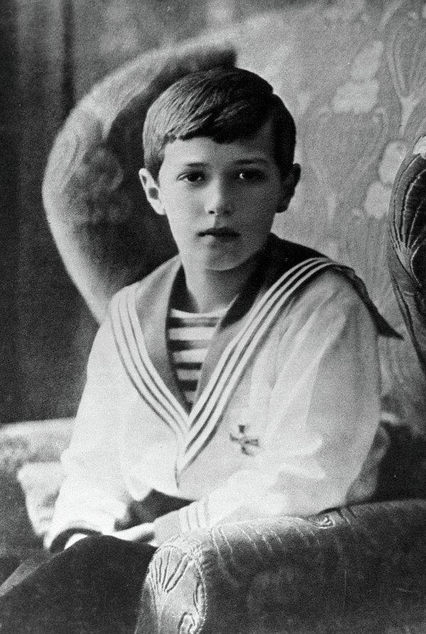Царевич Алексей Николаевич
