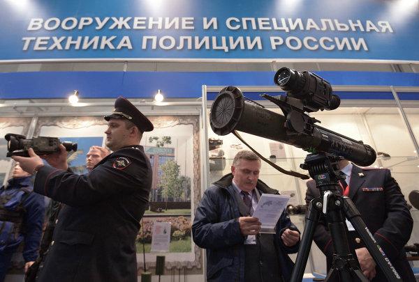 XVII Международная выставка Интерполитех-2013
