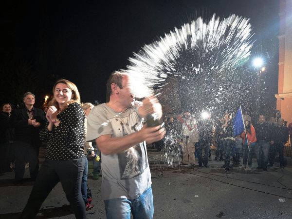 Итоги выборов президента Грузии