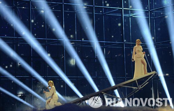 Полуфинал международного конкурса песни Евровидение-2014