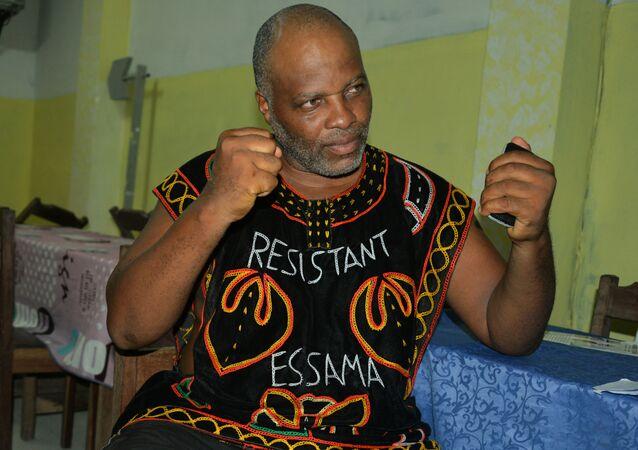 André Blaise Essama, militant nationaliste camerounais.