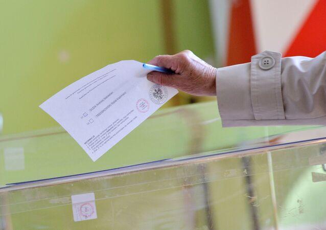 L'élection présidentielle en Pologne