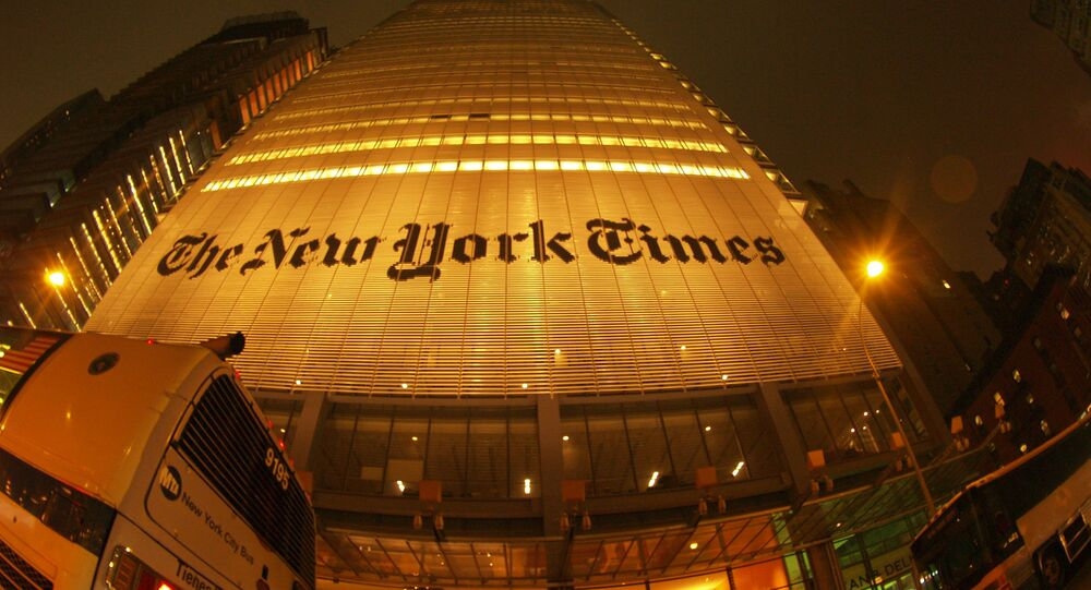 Bâtiment du New York Times