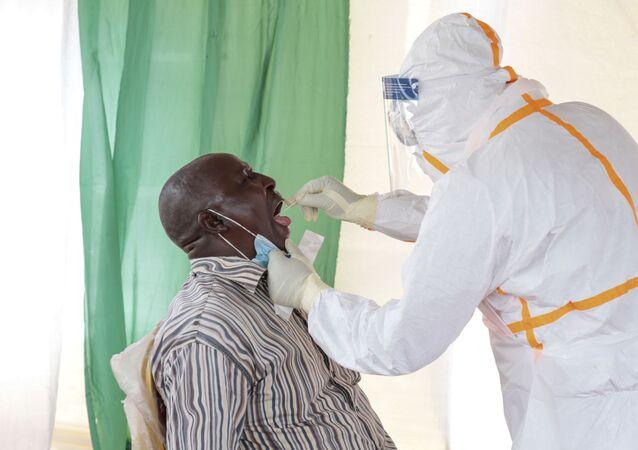 le Burundi a lancé un programme de dépistage de masse