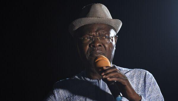 Kodjo Agbéyomé, ancien Premier ministre et opposant togolais - Sputnik France