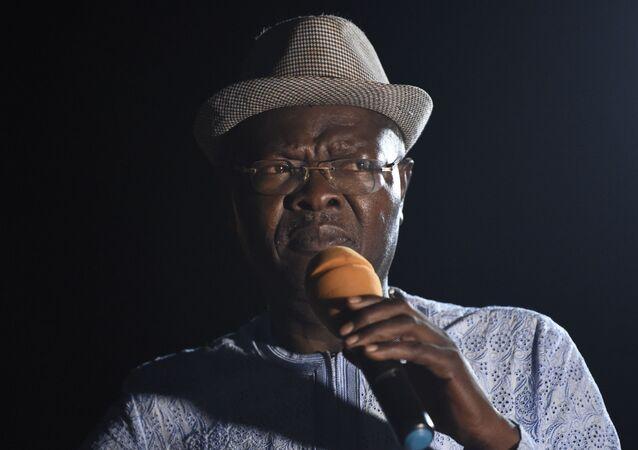 Kodjo Agbéyomé, ancien Premier ministre et opposant togolais
