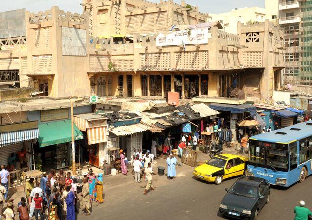 Dakar, Sénégal.