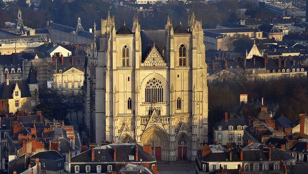 La cathédrale de Saint-Pierre-et-Saint-Paul de Nantes - Sputnik France