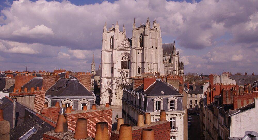 La cathédrale de Saint-Pierre-et-Saint-Paul de Nantes