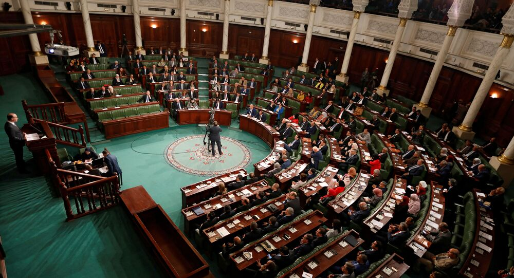Le Parlement tunisien