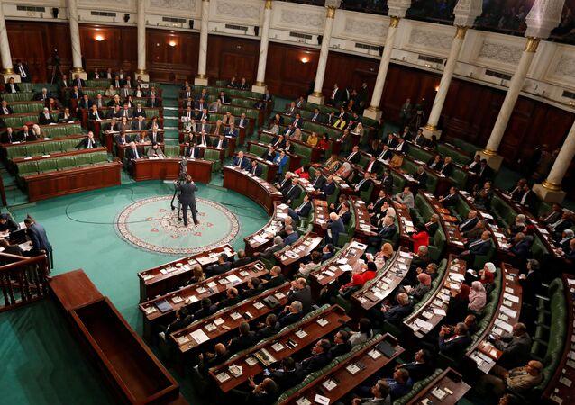 Le Parlement tunisien (photo d'archives)