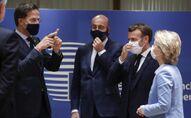 Conseil européen à Bruxelles, le 20 juillet 2020