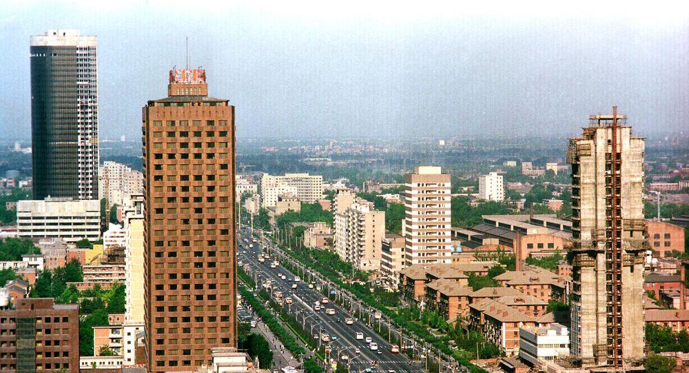 Pékin, image d'illustration