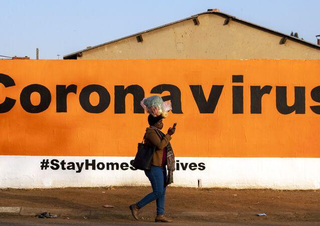 Pandémie du Covid-19 en Afrique du Sud