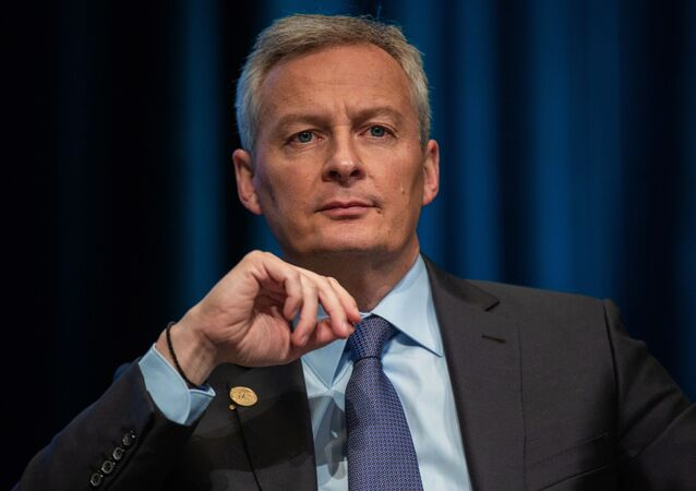 Bruno Le Maire (photo d'archives)