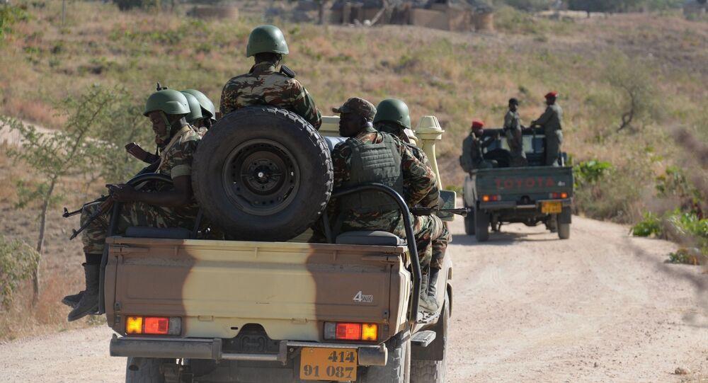 L'armée camerounaise