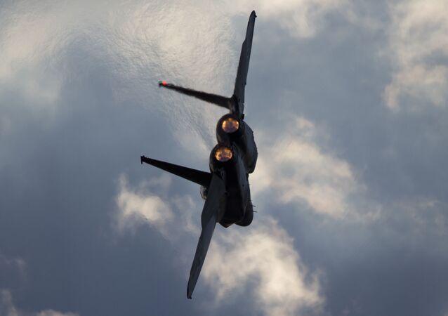 un F-15, image d'illustration