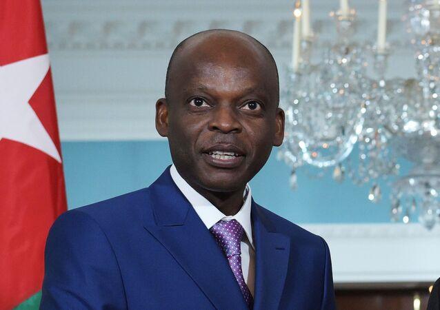 Robert Dussey, ministre togolais des Affaires étrangères