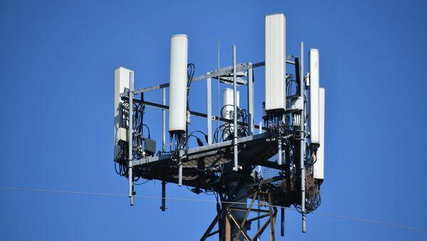 Une antenne-relais 5G - Sputnik France