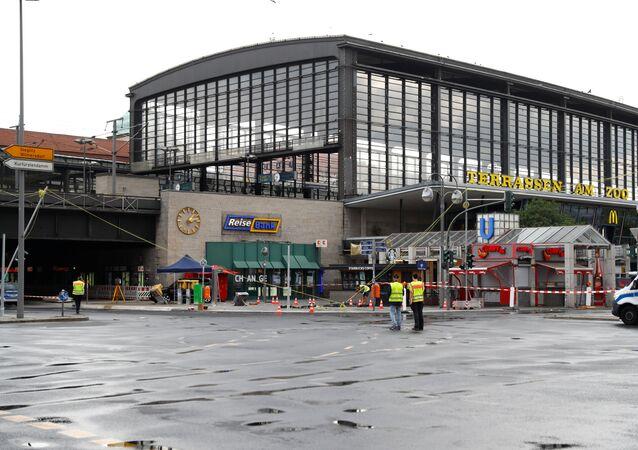 Un conducteur fonce sur des passants à Berlin, le 26 juillet