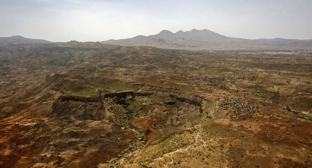 Darfour, image d'illsutration