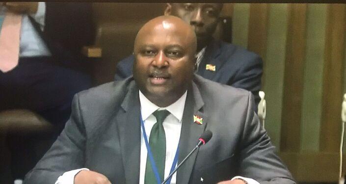 Albert Shingiro, le nouveau chef de la diplomatie burundaise