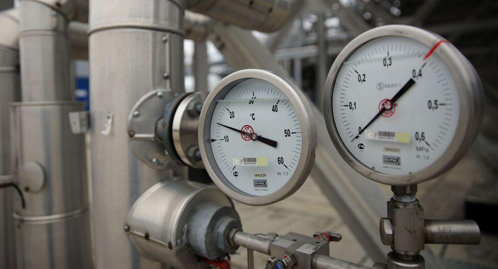 Une station de compression (image d'illustration)