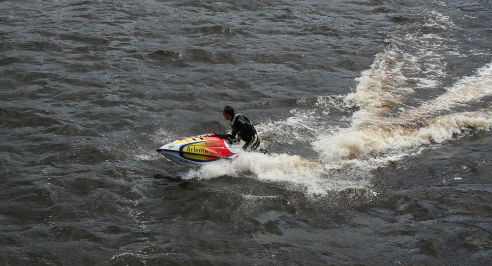 Un jet ski (image d'illustration)