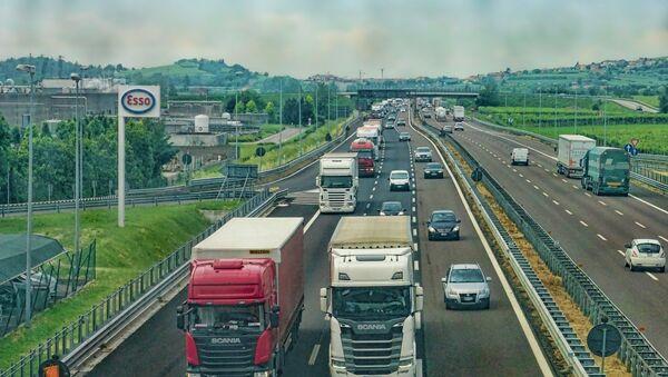 Une autoroute (image d'illustration) - Sputnik France