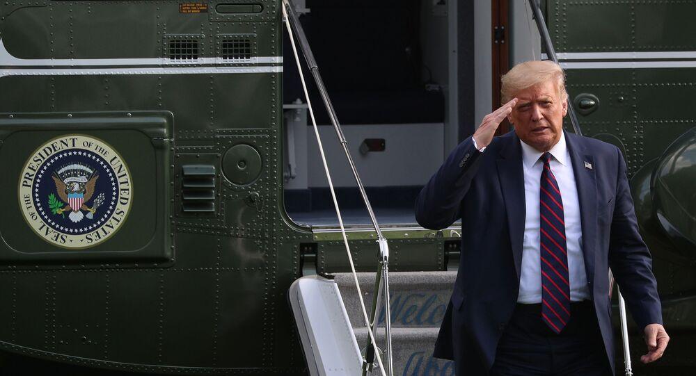 Marché : Trump réimpose des droits de douane sur l'aluminium brut canadien