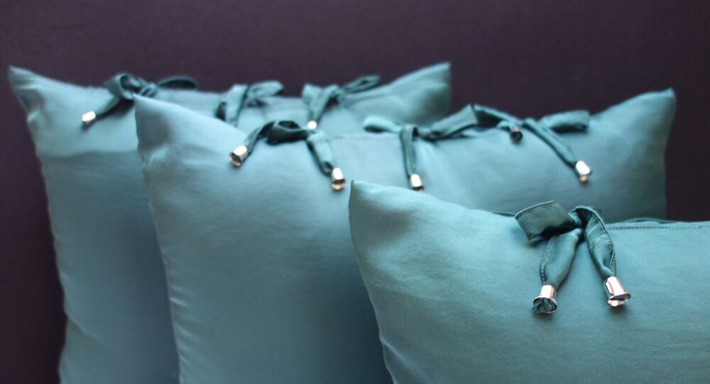 Des oreillers (image d'illustration)