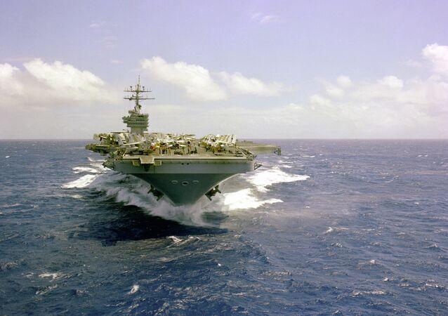 USS Dwight D.Eisenhower