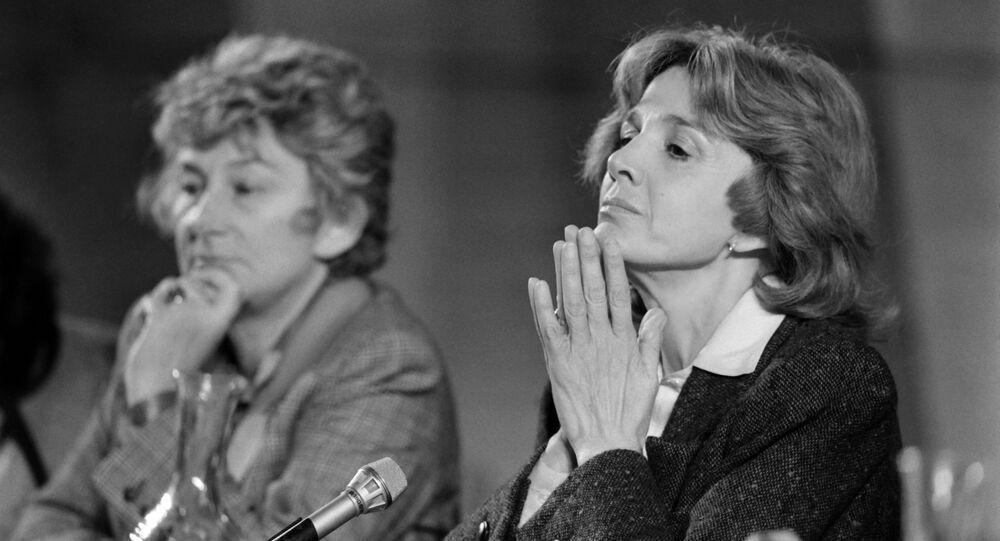 Gisèle Halimi en 1983