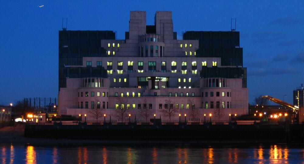 Le SIS Building à Londres (archive photo)