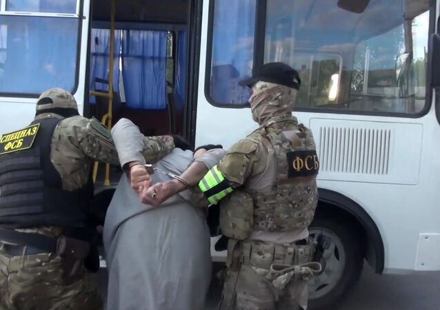 Une cellule d'une organisation islamiste démantelée en Russie par le FSB
