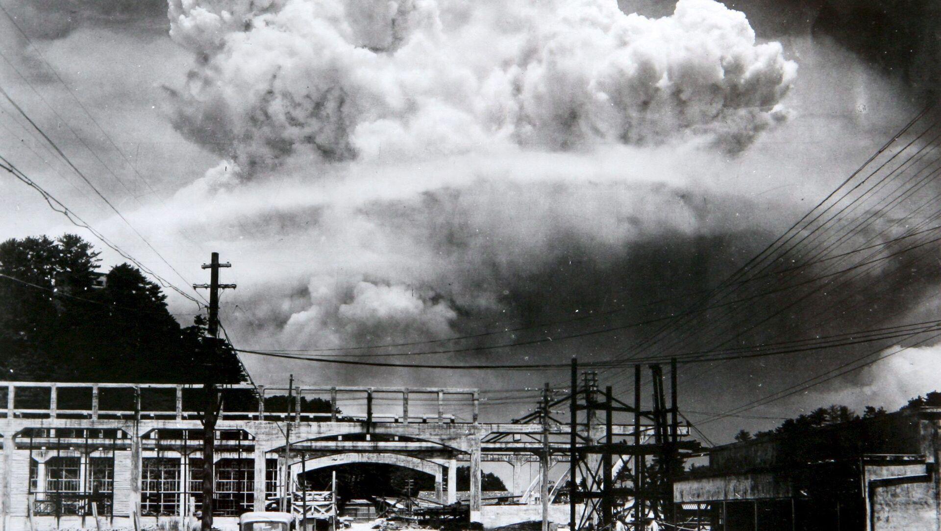 Le bombardement atomique à Nagasaki - Sputnik France, 1920, 09.08.2021