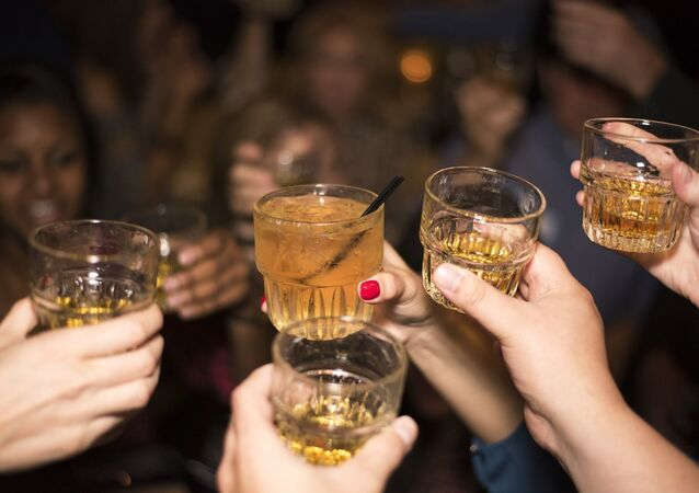 Une fête (image d'illustration)