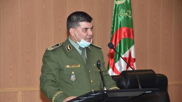 Le général Noureddine Gouassemia, nouveau commandant de la Gendarmerie nationale algérienne - Sputnik France
